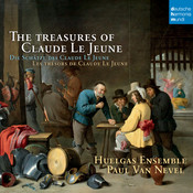 The Treasures Of Claude Le Jeune Songs