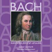 Bach, JS : Sacred Cantatas BWV Nos 67 - 69a Songs