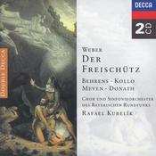 Weber: Der Freischütz (2 CDs) Songs
