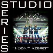 I Don't Regret [Studio Series Performance Track] Songs