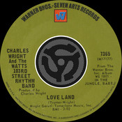 Love Land / Sorry Charlie [Digital 45] (with PDF) Songs