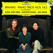 Brahms Piano Trio Nos 1 Op 8 Songs