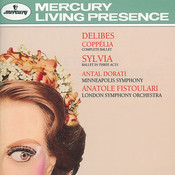 Delibes: Sylvia / Act 1 - No. 4a Intermezzo Song