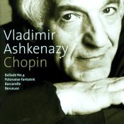 Chopin: Ballade No.4; Polonaise-Fantaisie; Barcarolle; Berceuse Songs