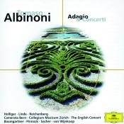 Albinoni: Adagio & Concerti Songs