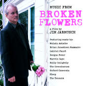 Broken Flowers Songs