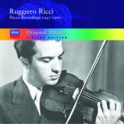 Ruggiero Ricci: Decca Recordings 1950-1960 Songs