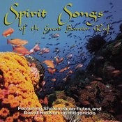 Sprit Songs Of The Great Barrier Reef Songs