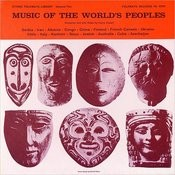 Folkways Records Presents: Music of the World's Peoples, Vol.2 Songs