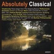 Bach: Violin Concerto No.1/Mozart: Piano Concerto No.19, Et Al. Songs