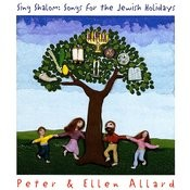 Sing Shalom: Songs For The Jewish Holidays Songs