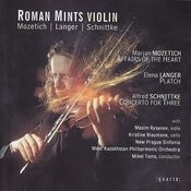 Roman Mints: Violin Songs