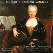 Italian Mandolin Sonatas Songs