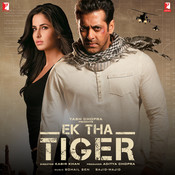 Mashallah MP3 Song Download- Ek Tha Tiger Mashallah Song by Wajid on