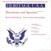 Heritage USA, Vol. 2, Part 2: Documents and Speeches Songs