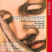 Violin Concerto Op. 53 D Major: II. Canzonetta (Andante) (Tchaikovsky) Song