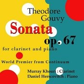 Gouvy Sonata For Clarinet And Piano Op67 Songs