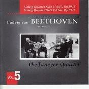 Beethoven: String Quartets Vol. 5 Songs