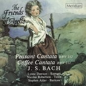 Bach: Peasant Cantata & Coffee Cantata Songs