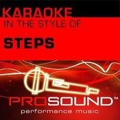 Tragedy (Karaoke With Background Vocals)[In The Style Of Steps] Song