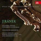 Jiranek: Concertos And Sinfonias Songs