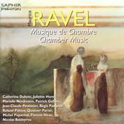 Maurice Ravel - Musique De Chambre Songs