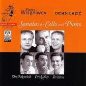 Shostakovich / Prokofiev / Britten: Sonatas For Cello And Piano Songs