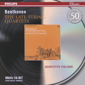 Beethoven: The Late String Quartets Songs
