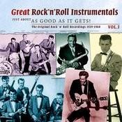 Great Rock 'n' Roll Instrumentals, Vol. 3 Songs