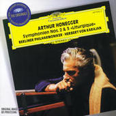 Honegger: Symphonies Nos.2 & 3 / Stravinsky: Concerto in D for String Orchestra Songs