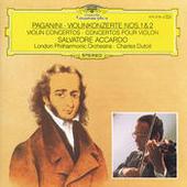 Paganini: Violin Concertos Nos.1 & 2 Songs