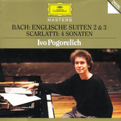 J.S. Bach: English Suite No.2 In A Minor, BWV 807 - 1. Prelude Song