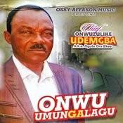 Onwu Umungalagu Songs