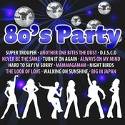 80's Party Songs