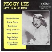 Live In 1947 & 1952 Songs
