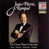 Bach/Mozart/Telemann/Vivaldi: The Great Flute Concertos Songs
