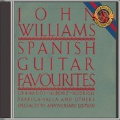 Spanish Guitar Favorites Songs