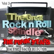 The Great Rock And Roll Spindle - The Punk Years, Backing Track Collection, Vol. 3 Songs