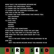 Bird Seed Songs