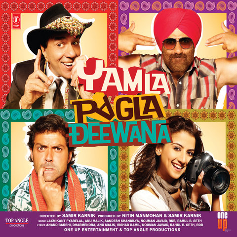 Yamla Pagla Deewana 2 3gp movie free download