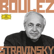 Boulez Conducts Stravinsky Songs
