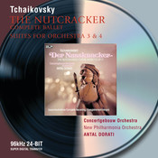 Tchaikovsky: The Nutcracker; Suites Nos.3 & 4 (2 CDs) Songs