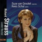 Strauss: Lieder Recital Songs