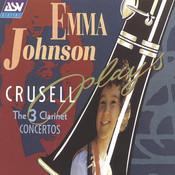 Crusell: The 3 Clarinet Concertos Songs