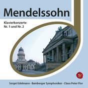 Mendelssohn Bartholdy: Klavierkonzerte Nr. 1+2 Songs