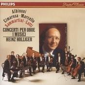 Albinoni / Cimarosa / Marcello / Sammartini / Lotti: Oboe Concertos Songs