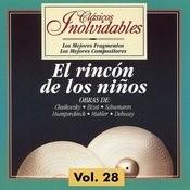 Clásicos Inolvidables Vol. 28, El Rincón De Los Niños Songs