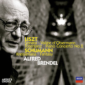 Alfred Brendel plays Liszt & Schumann (2 CDs) Songs