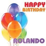 Happy Birthday Rolando Songs