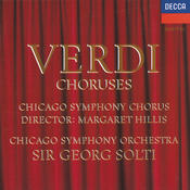 Verdi: Opera Choruses Songs
